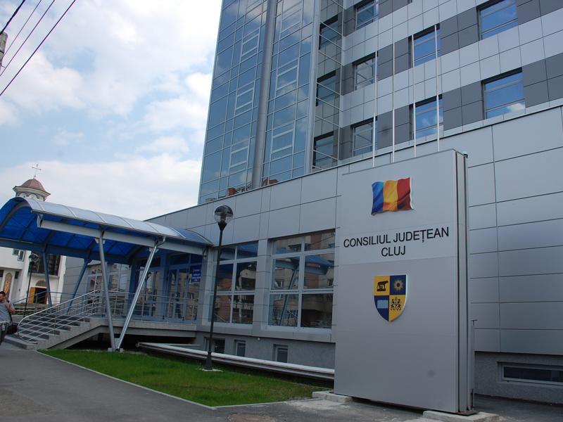 Consiliu Județean Cluj